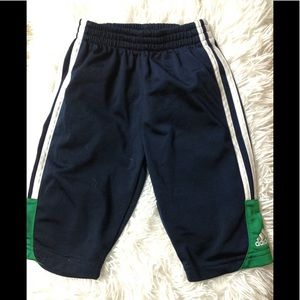 Boy's size 9 months ADIDAS lined athletic pants